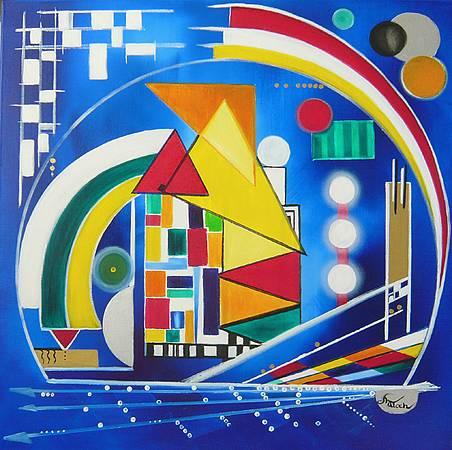 Mariola-Wloch-Abstract-art-Technology-Modern-Age-Constructivism